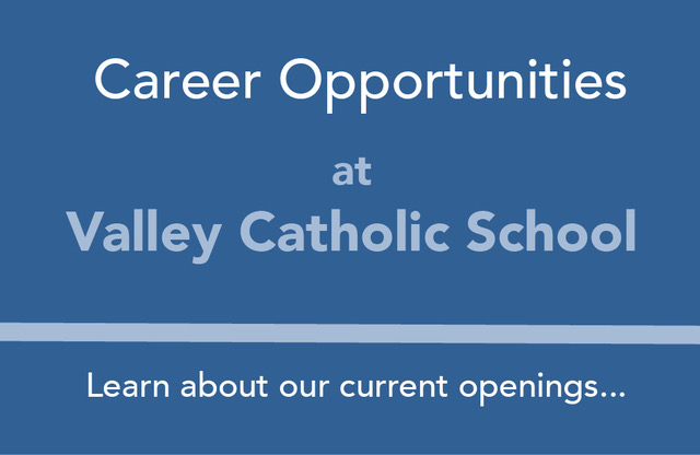 Career Opportunities at VCS