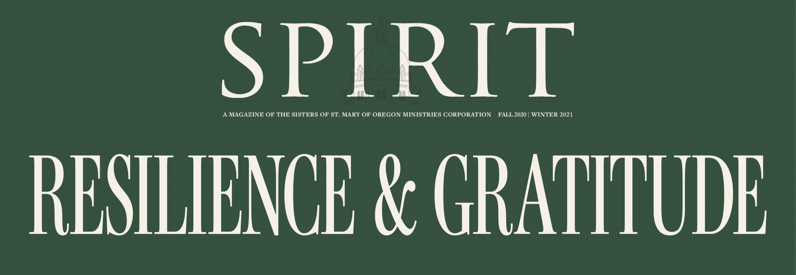 Spirit Magazine 2020