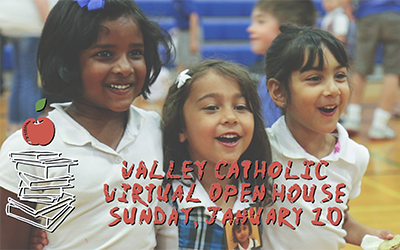 Save the Date: VCS Open House January 10