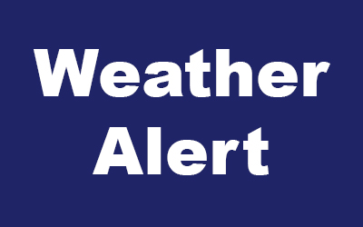 Weather Alert: February 16: Campus Open – Each School Schedule Posted