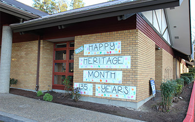 Early Learning School Students Celebrate SSMO Heritage Month
