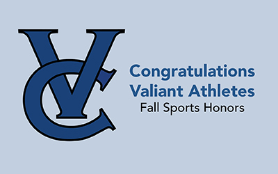 Graphic Congratulations Valiant Athletes