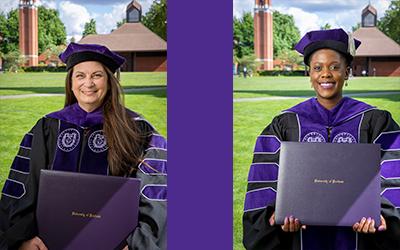 Congratulations to VCMS Principal Dr. Jennifer Gfroerer and Dr. Yvonne Ayesiga, VCMS STEMinar teacher