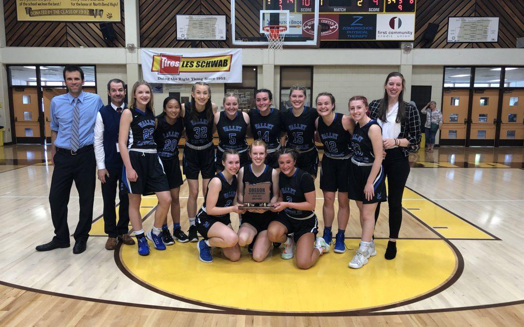 Cowapa League honors Valley Catholic girls and boys basketball teams